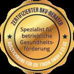 ZertifizierterBKVBerater