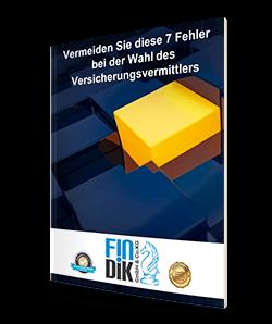 eBook7FehlerWahlVersicherungsvermittlers250px